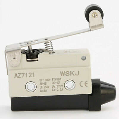 Small Horizontal Limit Oil Resistant Double Circuit Waterproof Micro Switch