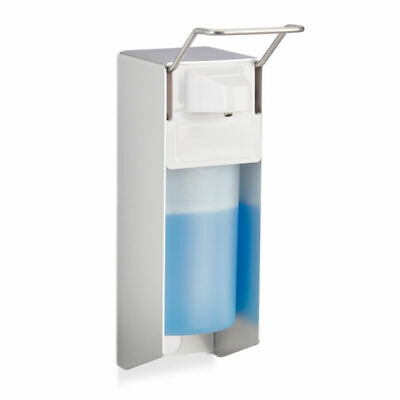 Dispensador de jabón de pared Eurospender desinfectante desinfectante 500ml