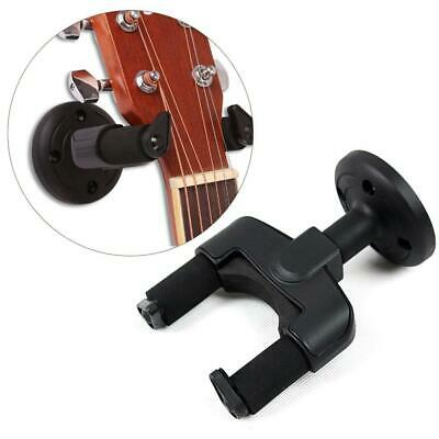 Guitar Wall Mount Hanger Stand Rack Hook Holder For Ukulele Bass-Banjo-Support