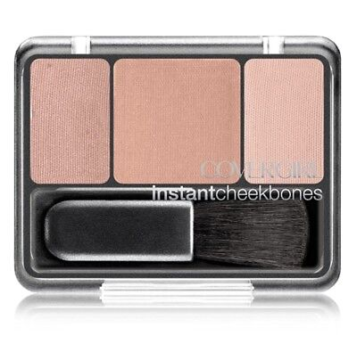 Covergirl, Instant Cheekbones Contouring Blush. Sophisticated Sable. Sealed X