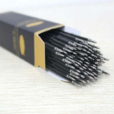 100X Ball Point Ink Pen Refill Replacement School Office-Writing-Stationery