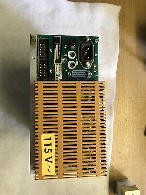 Alcatel Control Unit For Vacuum Turbo Pump