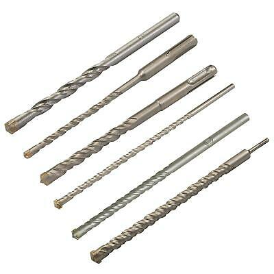 SDS MAX LONG CROSSHEAD 4 HEAD MASONRY DRILL BIT TIPS WALL BRICK CONCRETE U94