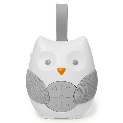 Skip Hop Stroll & Go Portable Baby Soother Owl