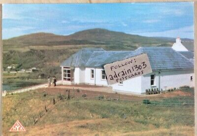 SKYE UIG YHA YOUTH HOSTEL c1980s  PHOTO PRECISION LTD