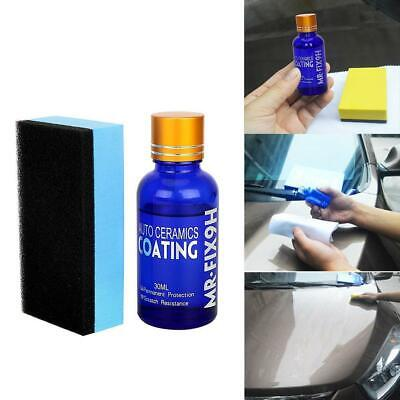 UK 9H Nano Ceramic Auto Car Glass Coating Liquid Hydrophobic Anti Scratch Care O