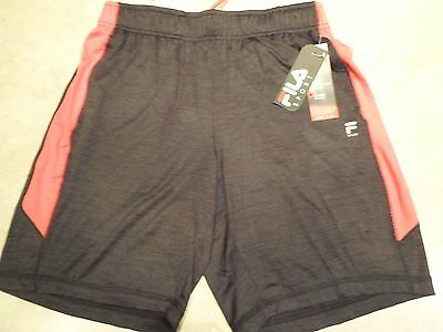 7b83533d228e Fila Sport Training Athletic Shorts - Red/Black - Men's Size S - $30 Retail