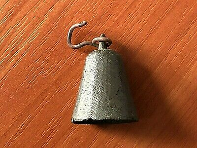 Ancient Late Roma or Byzantine Medieval Bronze Bell Circa 500-900 AD Very Rare