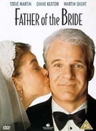 Father of the Bride DVD (2002) Steve Martin
