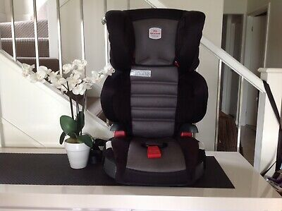 Britax safe n sound Hi-Line Child Booter Car Seats + free car seat protection