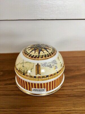 Wedgwood Atlas Dome Shape Paperweight