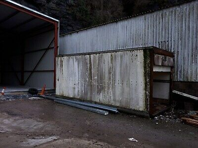 Box Lorry Body Container Store Free ! Free! Free!