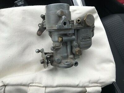 Carburateur Weber 30 ICF 15 Fiat 850 Fiat 900 Seat 850 Etc...