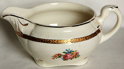 Vintage Large Sauce Boat or Jug - Leighton Pottery