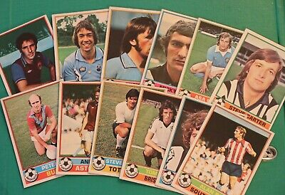L1,Topps Gum Football Cards Red Back, Pick Your Cards, 1977, Excellent To Mint