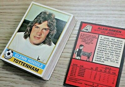 Lot3, Topps Gum Football Cards Red Back,1-330 Pick Your Cards, 1977, Vgc