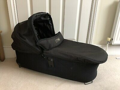 Mountain Buggy Diet Carrycot for Duet Twin Buggy, Black
