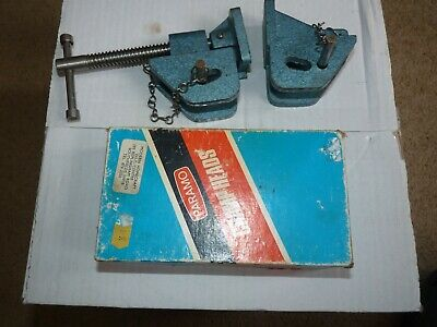 Paramo Sash Clamp Heads - Boxed- Wood Working