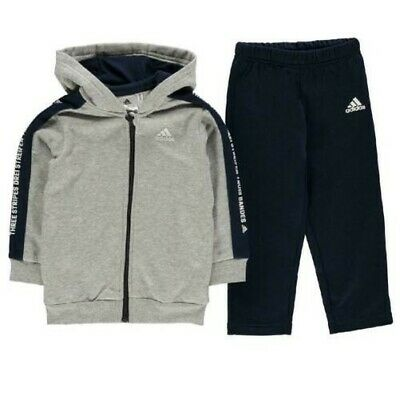 Adidas Tracksuit Baby Toddler Set Trackies 8005