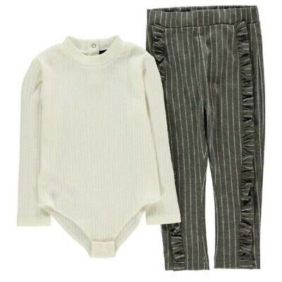 Firetrap Tracksuit Baby Toddler Set Trackies 0040