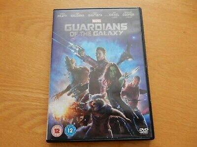 Marvel's Guardians of The Galaxy DVD