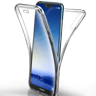 Shockproof 360 Cover Front and Back Case for Huawei Mate 20 P20 P30 P Smart Pro