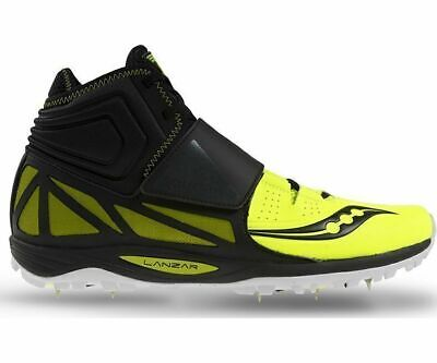 Saucony Lanzar Javelin 2 Unisex Shoes Citron/Black