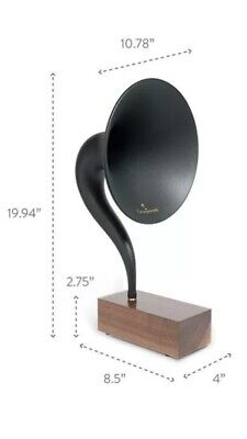 Gramovox Bluetooth Gramophone : Vintage Design And Modern Sound