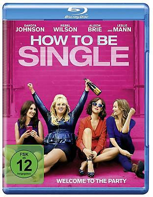 How to be Single | 2016 | Dakota Johnson | Blu-ray