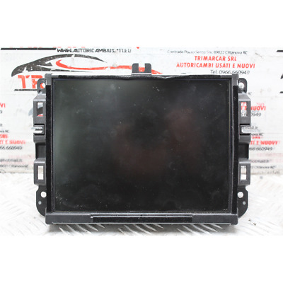 36670J Qng-Be2800 Display Monitor Console Centrale Jeep Cherokee 5 (Kl) (2013 In