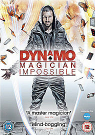 Dynamo - Magician Impossible: Series 1 DVD (2011) Ian Brown