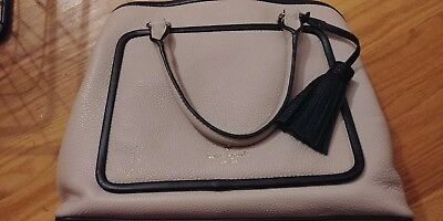 ab64ffeedac70 Authentic KATE SPADE Evangelie Ward Place Soft LEATHER Crossbody rose cloud