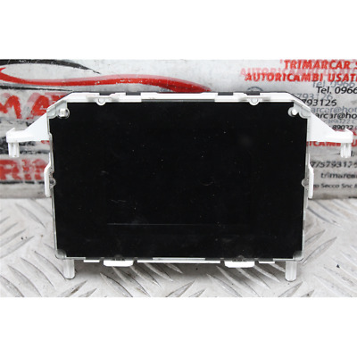 Em5T-18B955-Ba Display Monitor Console Centrale Ford Focus 3 Iii (2010 In Poi)