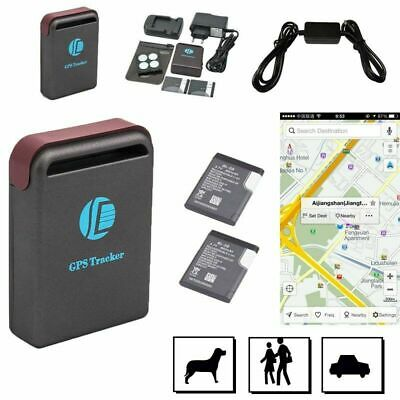 GPS Tracker TK102B GSM/GPRS/SMS Surveillance Auto Tracking Theft Protection DHL