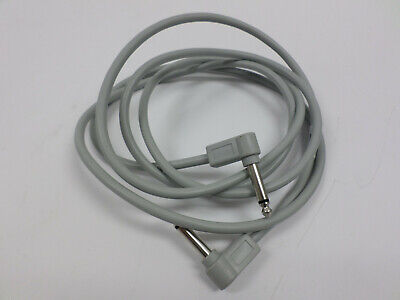 "Crest Healthcare Supply Adapter Cable, 1/4"" Plug to 1/4"" Plug PN: 101968 - USED"