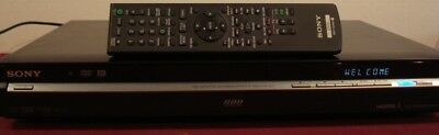 Sony Rdr-Hx750 Dvr Dvd Recorder 160Gb Hdd & Hdmi Pvr (As Is Or Parts Or Repair)