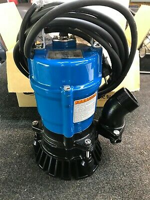 TSURUMI HS2 4S MANUAL Electric Submersible Trash Pump (OPEN BOX