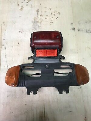 88 89 90 Honda SB50 Elite Moped Tail Brake Turn Light Assembly