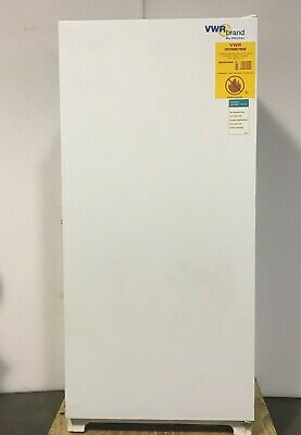 VWR Revco Scientific U2020XA14 Explosion-Proof Freezer / -20C / 4 Mo. Warranty