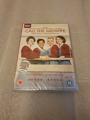 Call The Midwife Series / Season 7 Seven +  Christmas Special DVD UK Region 2