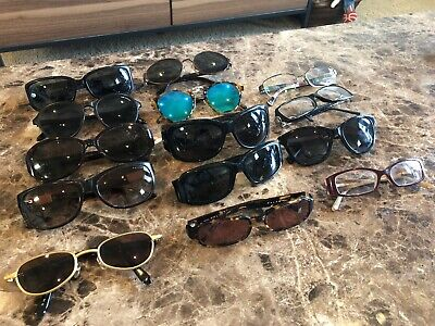 9628cbe8dc3 Designer Unisex / Women's Eye/ Sunglasses Mixed Lot Prada Ralph Versace  Coach