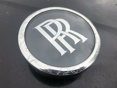 Rolls Royce Rr Self-Leveling Center Cap Fit Most