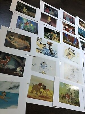Disney Postcards The Archive Collection Postcards 48 In Total