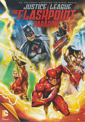 Justice League - The Flashpoint Paradox (Dvd)