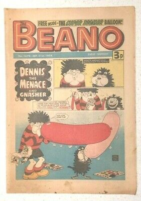 Beano comics - 85 Issues dating between Sept 1974 to April 1983