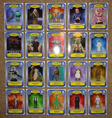 2018 SDCC Swag bundle Gentle Giant Promo Trading Card lot of 20 Star Wars ++