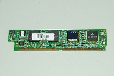 Genuine Cisco PVDM2-64 64-Channel Packet Voice/Fax DSP Module Fast Shipping