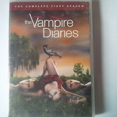 The Vampire Diaries - The First Season