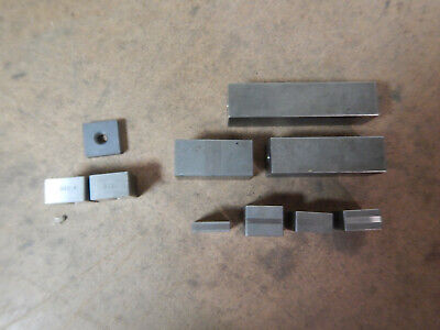Pratt And Whitney And Other Gauge Gage Block Bars Machinist Tooling