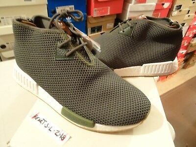 0837d0ae9fc6c NEW Adidas Consortium x END Clothing NMD C1 Chukka Sneakers Olive BB5993 SZ  12